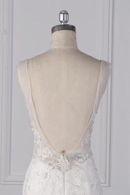 Wunderschöne Brautkleid Meerjungfrau | Hochzeitskleid Spitze Online_7
