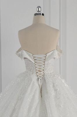 Designer Brautkleider Lange Ärmel | Hochzeitskleid Spitze_6
