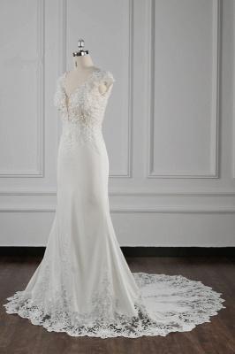 Hochzeitskleid Umstandsmode Günstig | Brautkleider Meerjungfrau_3