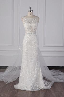Neue Brautkleider Meerjungfrau Spitze | Hochzeitskleidung Damen_2