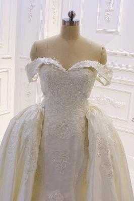 Designer Brautkleid Mit Ärmel | Extravagante Hochzeitskleider_3