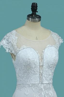 Schöne Brautkleider Meerjungfrau   hochzeitskleid standesamt_3