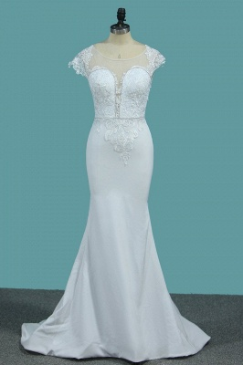 Schöne Brautkleider Meerjungfrau   hochzeitskleid standesamt_1