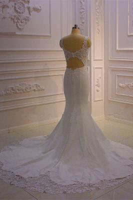Brautkled Mit Spitze | Hochzeitskleider Meerjungfrau_3