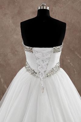 Schlichte Brautkleider A Linie | Hochzeitskleider Günstig Online_4
