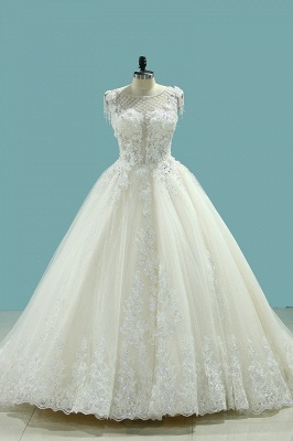 Brautmode Schlicht Elegant | Hochzeitskleider Prinzessin_1