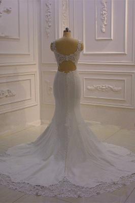 Brautkled Mit Spitze | Hochzeitskleider Meerjungfrau_4