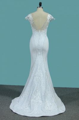 Schöne Brautkleider Meerjungfrau   hochzeitskleid standesamt_2