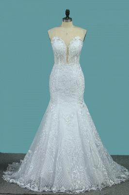 Hochzeitskleid a Linie sSpitze | Brautmodengeschäft_3