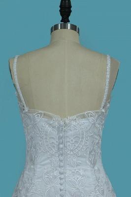 Designer Brautkleid Meerjungfrau Spitze | Hochzeitskleid Standesamt_3