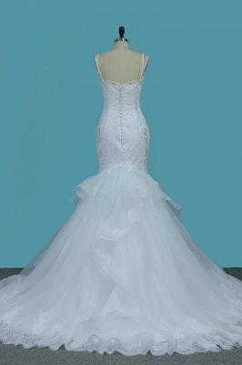 Designer Brautkleid Meerjungfrau Spitze | Hochzeitskleid Standesamt_2