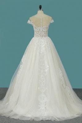 Elegante Hochzeitskleider A linie | Brautkleid online Kaufen_2