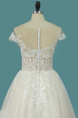 Elegante Hochzeitskleider A linie | Brautkleid online Kaufen_4