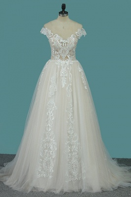 Elegante Hochzeitskleider A linie | Brautkleid online Kaufen_1