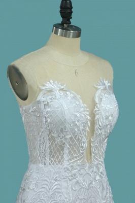 Hochzeitskleid a Linie sSpitze | Brautmodengeschäft_4