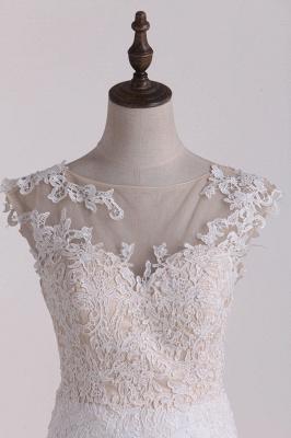 Hochzeitskleid Schlicht | Brautkleid meerjungfrau_2