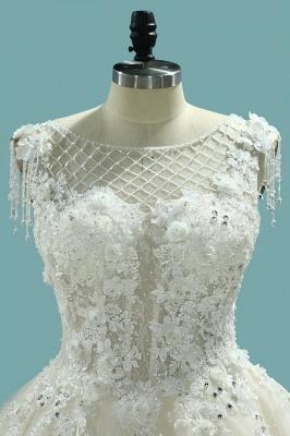 Brautmode Schlicht Elegant | Hochzeitskleider Prinzessin_2