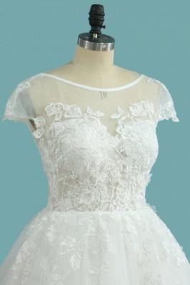 Elegante Hochzeitskleid A Linie   Günstige Brautkleider_2