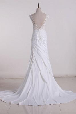 Hochzeitskleid Schlicht | Brautkleid meerjungfrau_4