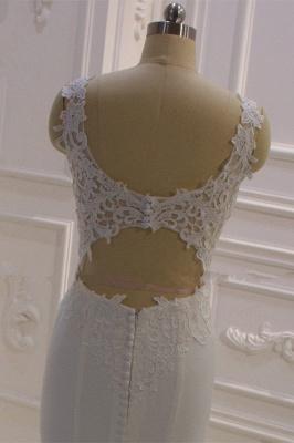 Brautkled Mit Spitze | Hochzeitskleider Meerjungfrau_5