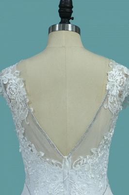 Schöne Brautkleider Meerjungfrau   hochzeitskleid standesamt_4