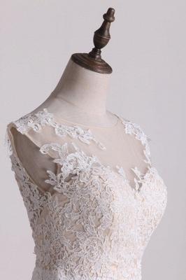 Hochzeitskleid Schlicht | Brautkleid meerjungfrau_3