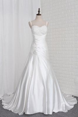 Günstige Hochzeitskleider Kaufen | Brautkleid Schlicht_1