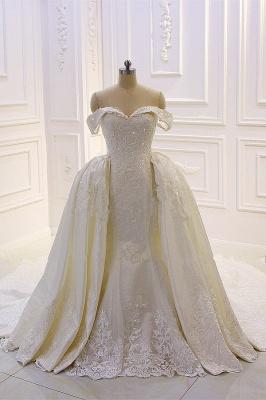 Designer Brautkleid Mit Ärmel | Extravagante Hochzeitskleider_2