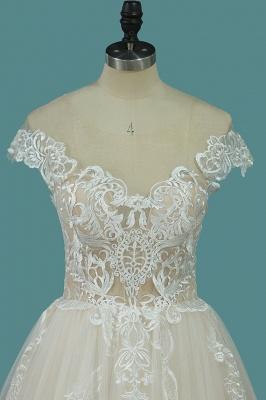 Elegante Hochzeitskleider A linie | Brautkleid online Kaufen_3