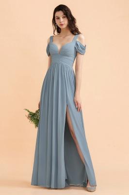 Chiffon Kleider Für Brautjungfern | Brautjungfernkleider Lang_6