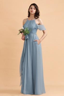 Schöne Brautjungfernkleider Lang Günstig | Kleider für Brautjungfern_4