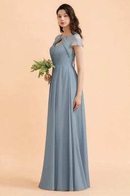 Schöne Brautjungfernkleider Lang Günstig | Abendmoden Online_5