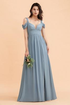 Chiffon Kleider Für Brautjungfern | Brautjungfernkleider Lang_9
