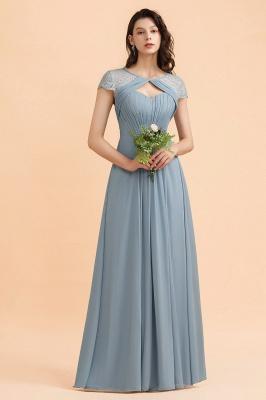 Schöne Brautjungfernkleider Lang Günstig | Abendmoden Online_4