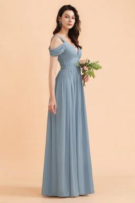 Chiffon Kleider Für Brautjungfern | Brautjungfernkleider Lang_5