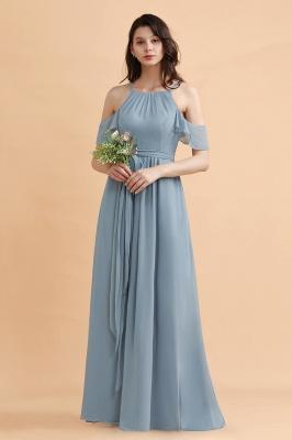 Schöne Brautjungfernkleider Lang Günstig | Kleider für Brautjungfern_6