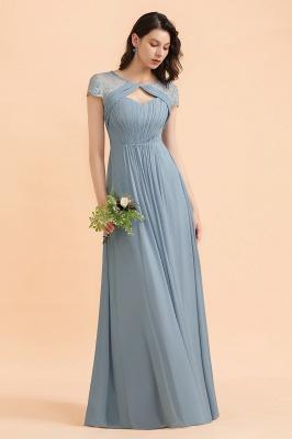 Schöne Brautjungfernkleider Lang Günstig | Abendmoden Online_6