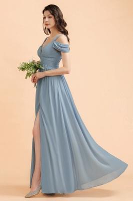 Chiffon Kleider Für Brautjungfern | Brautjungfernkleider Lang_7