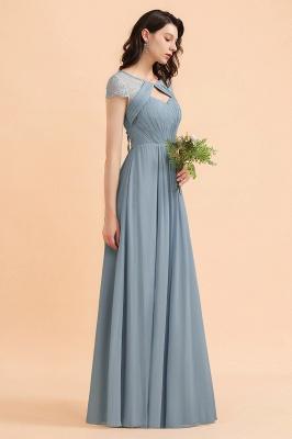 Schöne Brautjungfernkleider Lang Günstig | Abendmoden Online_7