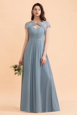Schöne Brautjungfernkleider Lang Günstig | Abendmoden Online_1