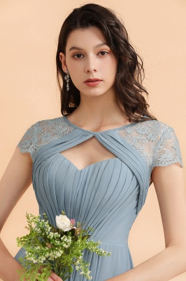 Schöne Brautjungfernkleider Lang Günstig | Abendmoden Online_9
