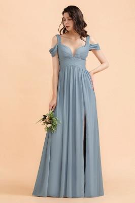 Chiffon Kleider Für Brautjungfern | Brautjungfernkleider Lang_1