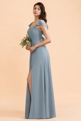 Designer Brautjungfernkleider Lang | Chiffon Kleider Für Brautjungfern_6