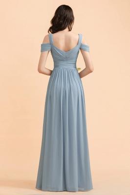 Chiffon Kleider Für Brautjungfern | Brautjungfernkleider Lang_3