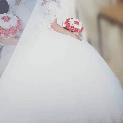 Modern Prinzessin Hochzeitskleider Online | Schöne Brautkleider Mit Spitze Bodenlang_3