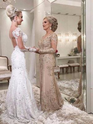 Abendkleid lang elegant für Hochzeit Brautjungfernkleid Brautmutterkleid Chiffon