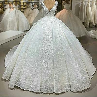 Arabische Hochzeitskleider Günstig | Brautkleider Prinzessin_4