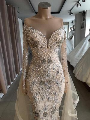 Fashion Abendkleider Mit Ärmel | Abiballkleider Luxus Online_4
