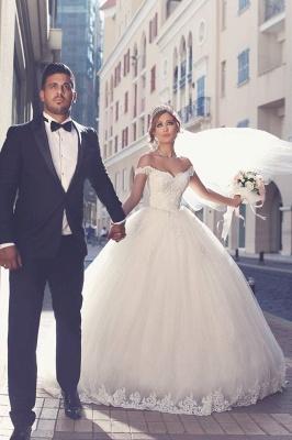 Elegante Brautkleider A Linie   Hochzeitskleider Mit Spitze_2